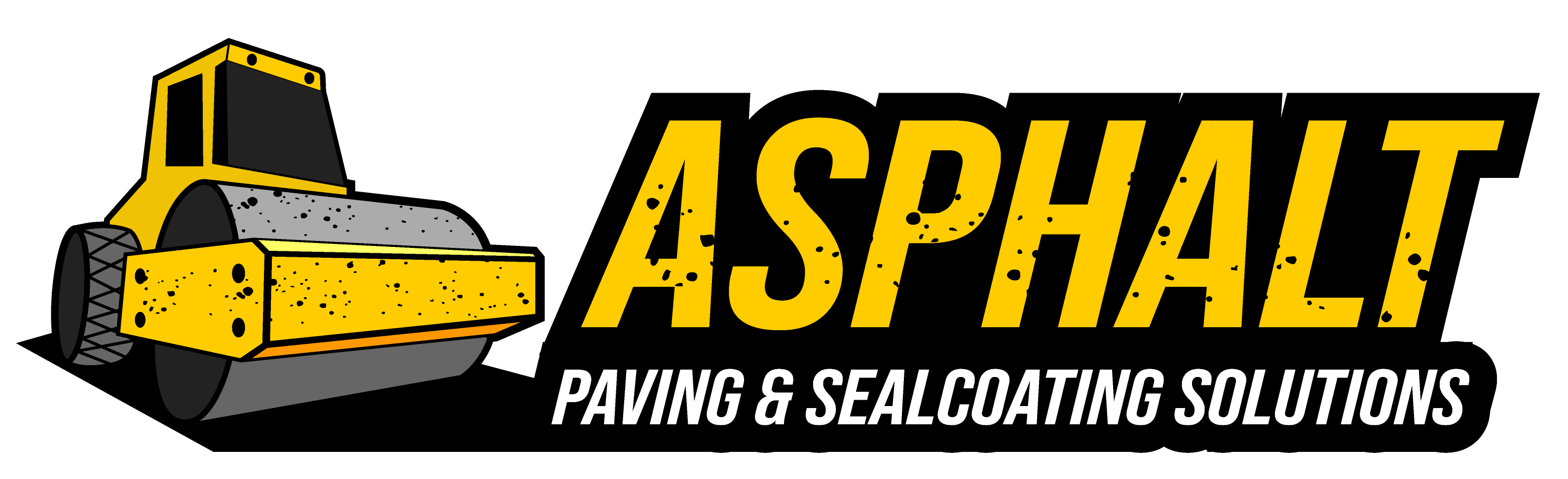 Asphalt Paving Seal Coating Solutions Logo